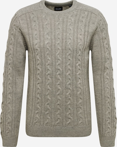Only & Sons Pullover 'KEVIN 5' in greige, Produktansicht