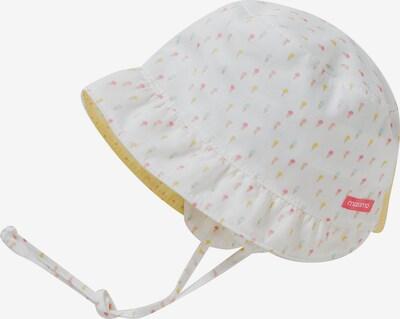 MAXIMO Hut in mischfarben / weiß, Produktansicht