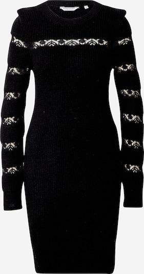 NAF NAF Knit dress in Black, Item view
