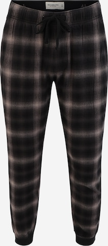 Abercrombie & Fitch Pyjamahose in Grau