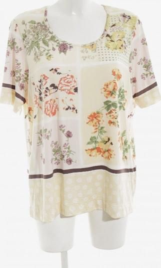 Dibari T-Shirt in XL in braun / hellorange / wollweiß, Produktansicht