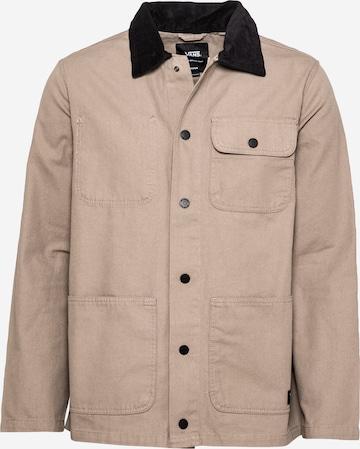 VANS Between-season jacket in Beige