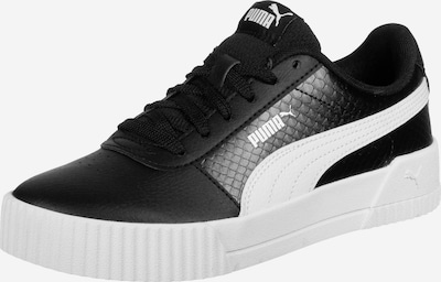PUMA Schuhe ' Carina Snake ' in schwarz, Produktansicht