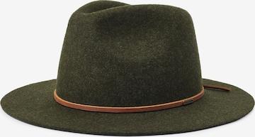 Brixton Hatt 'WESLEY FEDORA' i brun