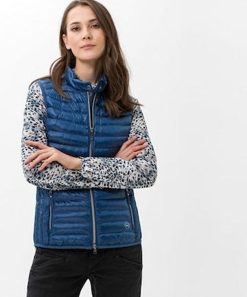 BRAX Vest 'GENF' in Blue