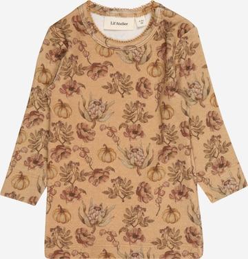 Lil ' Atelier Kids Shirt 'GAYA' in Brown