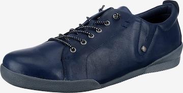ANDREA CONTI Sneakers in Blue