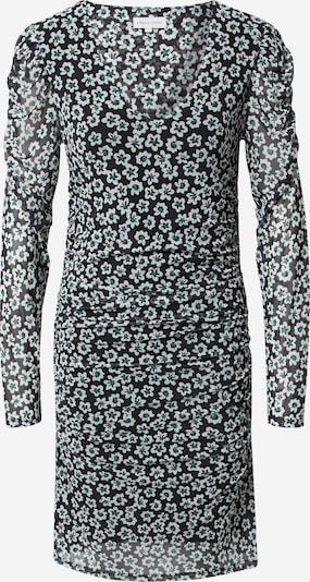 Fabienne Chapot Kleid 'Marie' in smaragd / schwarz / weiß, Produktansicht