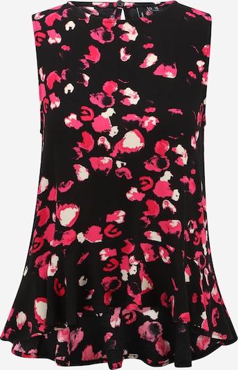 Vero Moda Petite Блуза 'NORAESTHER' в розово / черно / бяло, Преглед на продукта
