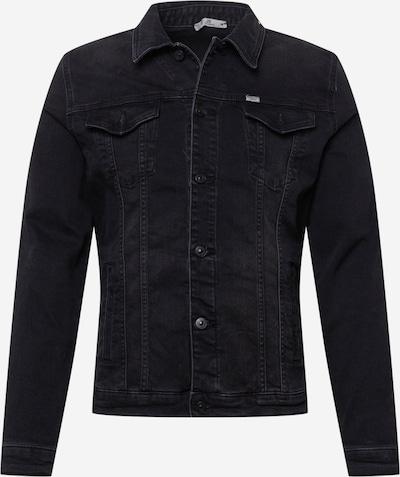 LTB Jacke 'SANTINO' in black denim, Produktansicht