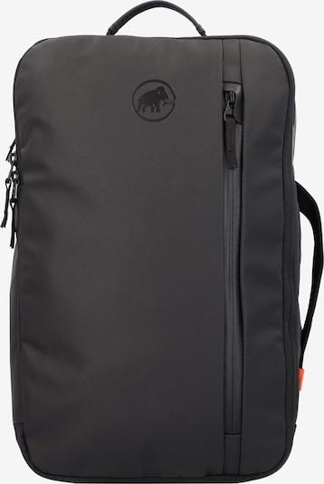 MAMMUT Sportrucksack 'Seon Transporter' in schwarz, Produktansicht