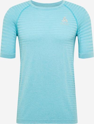 ODLO Koszulka funkcyjna w kolorze jasnoniebieski / srebrnym, Podgląd produktu