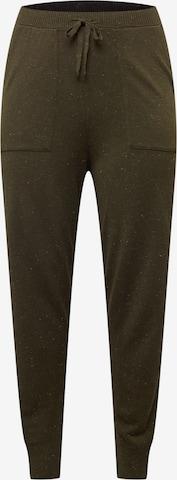 žalia Guido Maria Kretschmer Curvy Collection Kelnės 'Jenny'