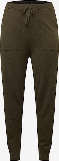 Guido Maria Kretschmer Curvy Collection Pantalon 'Jenny' en kaki, Vue avec produit