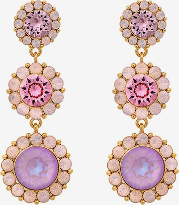 LILY AND ROSE Earrings 'Sienna' in Gold