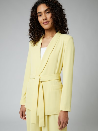 Guido Maria Kretschmer Collection Blazer 'Carlotta' in gelb, Modelansicht