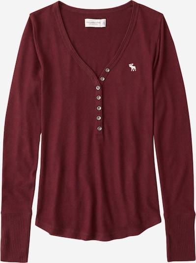 Abercrombie & Fitch Shirt in beere, Produktansicht