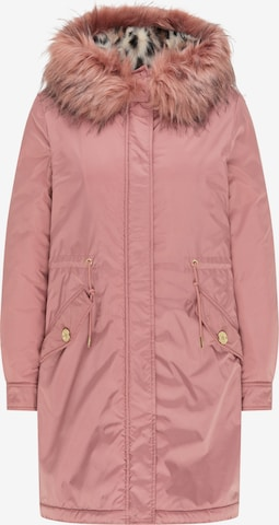 MYMO Parka in Pink