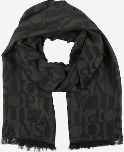 JOOP! Jeans Schal in anthrazit / schwarz, Produktansicht