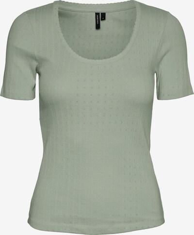 VERO MODA Shirt 'Zoe' in pastellgrün, Produktansicht