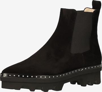 PETER KAISER Chelsea Boots in Black