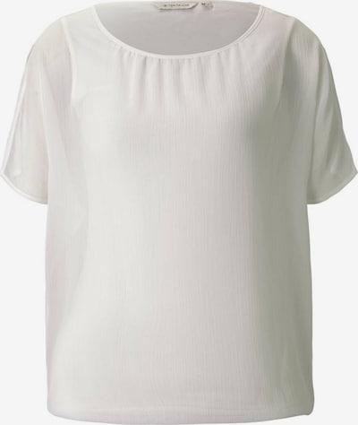 TOM TAILOR Bluse in weiß, Produktansicht