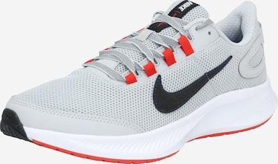 NIKE Chaussure de course 'Run All Day 2' en gris clair / rouge / noir, Vue avec produit
