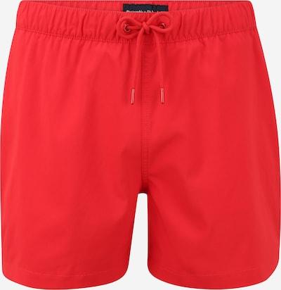 Abercrombie & Fitch Plavecké šortky - červená, Produkt