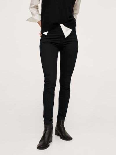 MANGO Džínsy 'ELSA' - čierna, Model/-ka