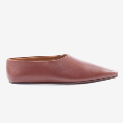 THE ROW Flats & Loafers in 41 in Cognac, Item view