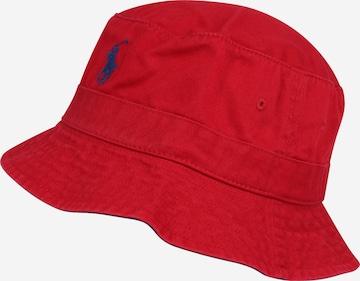 Polo Ralph Lauren Müts, värv punane