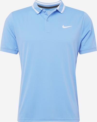 Sportiniai marškinėliai iš NIKE , spalva - mėlyna / balta, Prekių apžvalga