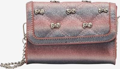 myMo KIDS Tasche in dunkelgrau / rosa, Produktansicht