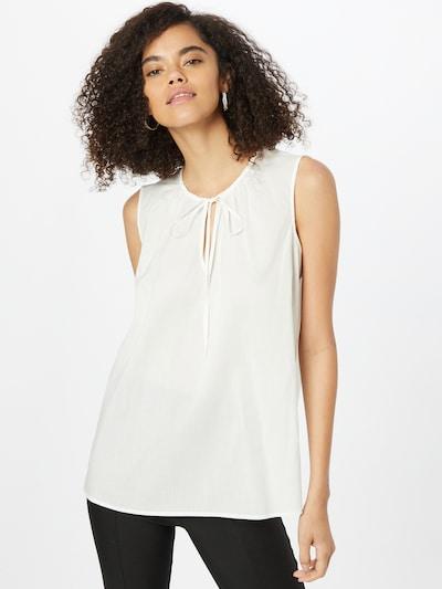Esprit Collection Bluse in weiß, Modelansicht