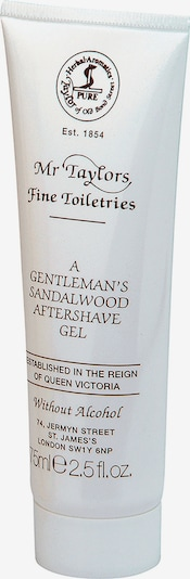 Taylor of Old Bond Street After Shave Gel 'Sandalwood' in beige / weiß, Produktansicht