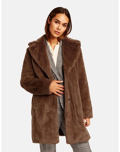TAIFUN Mantel in braun, Modelansicht