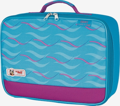 MCNEILL Tas in de kleur Blauw / Lila, Productweergave