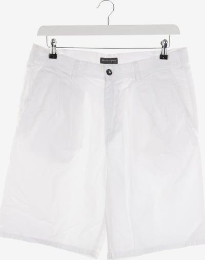 Marc O'Polo Bermuda / Shorts in 35-36 in weiß, Produktansicht