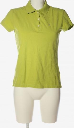 TOMMY HILFIGER Polo-Shirt in M in grün, Produktansicht