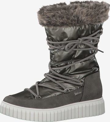 s.Oliver Boots in Grau