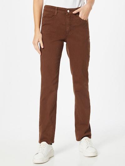 MAC Jeans 'Dream' in Ochre, View model