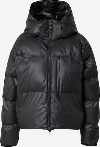 adidas by Stella McCartney Outdoorová bunda - Čierna
