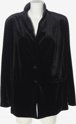 TRIANGLE Blazer in XXL in Black
