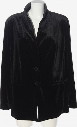 TRIANGLE Long-Blazer in XXL in schwarz, Produktansicht