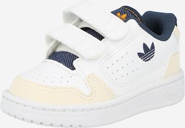 Sneaker di ADIDAS ORIGINALS in bianco