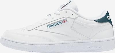 Reebok Classics Sneaker 'Club 85' in dunkelgrün / weiß, Produktansicht