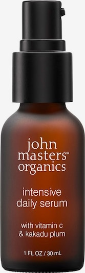 john masters organics Gesichtsserum 'Intensive Daily Serum with Vitamin C & Kakadu Plum' in transparent, Produktansicht