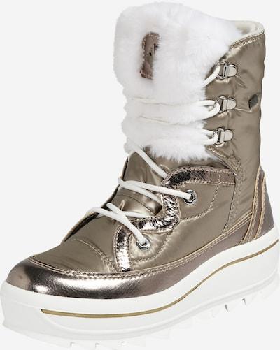 Sniego batai 'TACEY' iš Pajar Canada , spalva - Auksas / balta, Prekių apžvalga