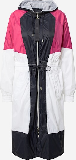HUGO Between-season jacket 'Fassandra' in Navy / Pink / White, Item view