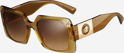 VERSACE Sonnenbrille '04405' in gelb / curry, Produktansicht